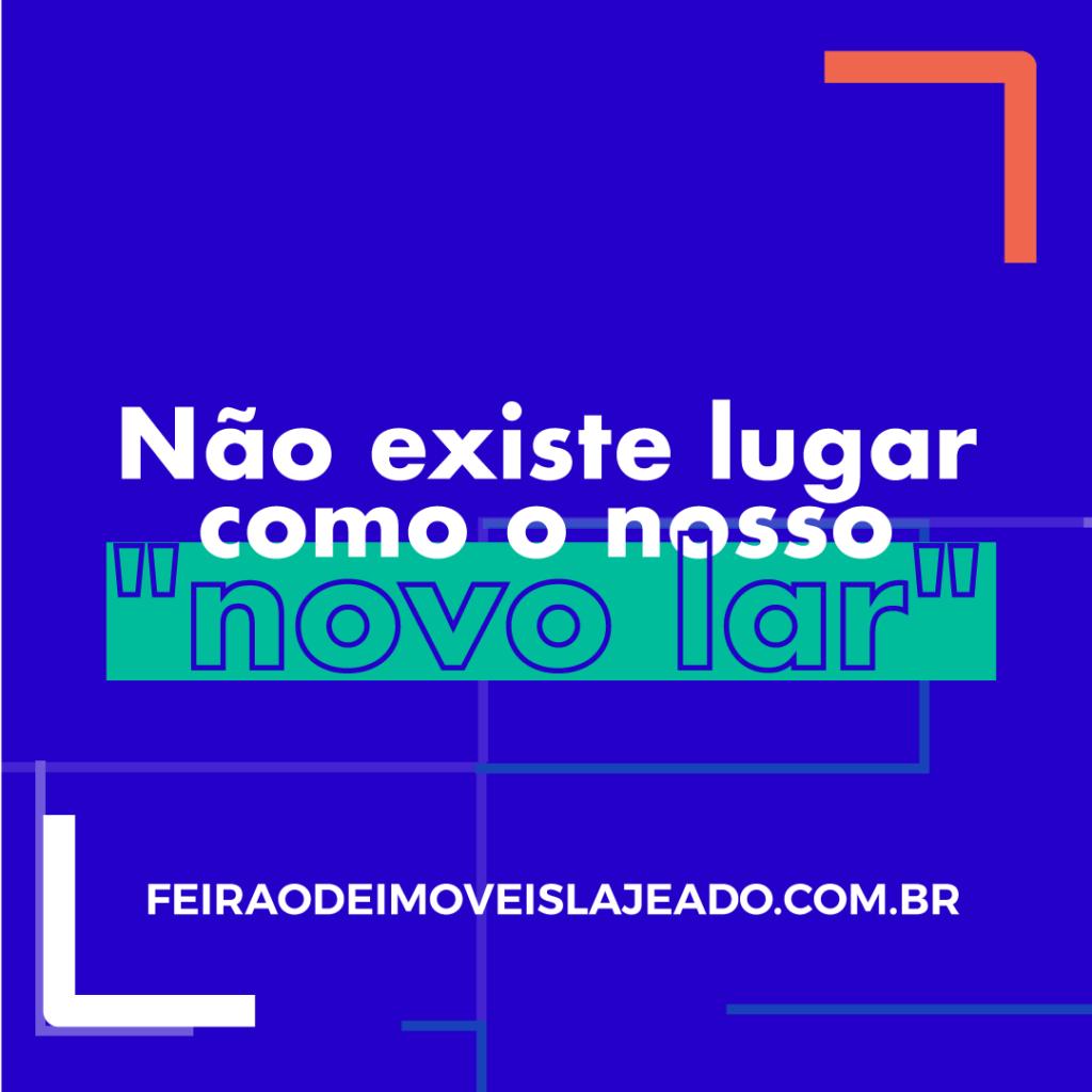 layout instagram facebook feirão de imóveis lajeado